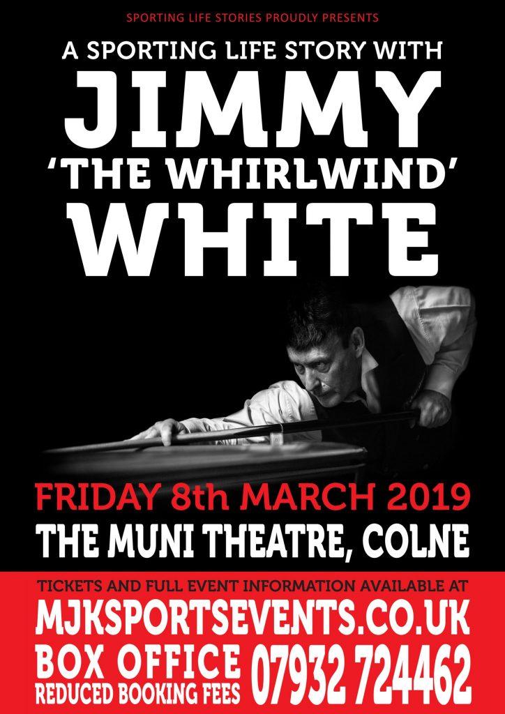Jimmy White Colne Muni
