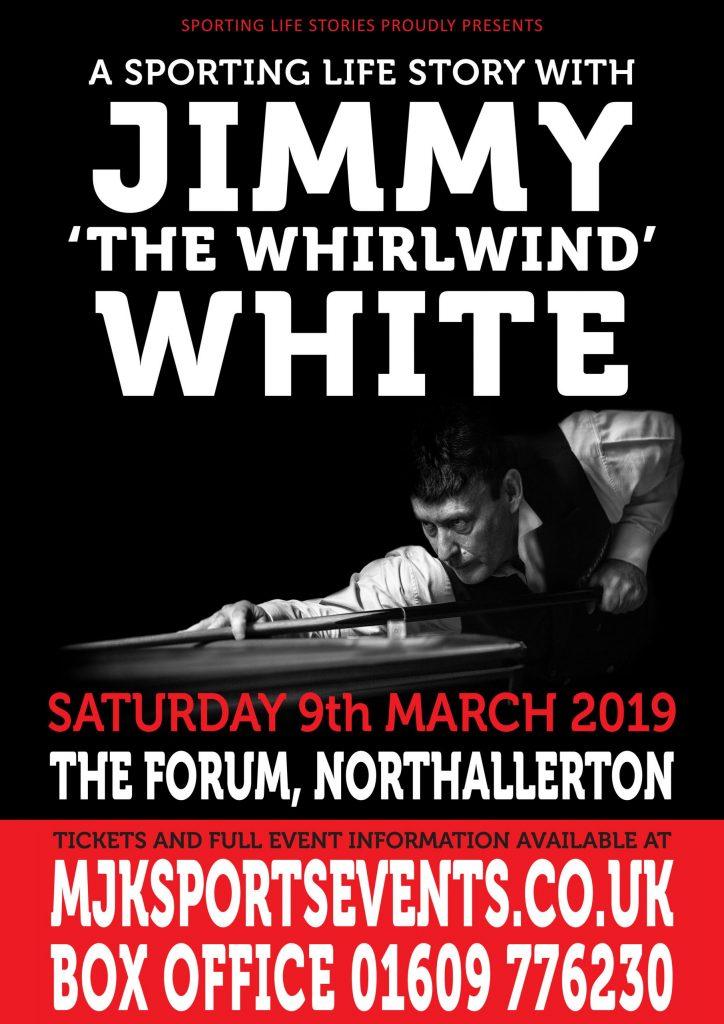 Jimmy White Northallerton